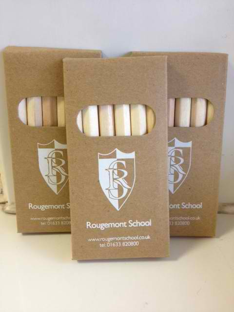 Rougemont School Crayon Packs