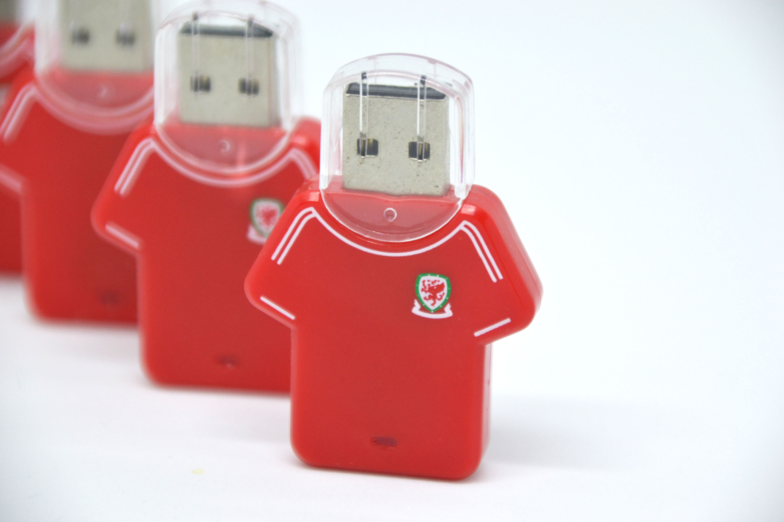 FAW Shirt USB Drives